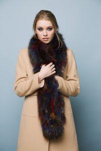 mafecco cuello pelo 227€ abrigo camel 235